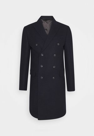 PEAK COAT - Cappotto classico - dark blue