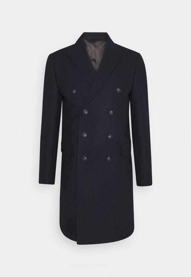 PEAK COAT - Cappotto classico - dark blue