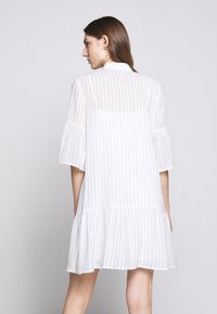 Bruuns Bazaar - VICKIE BALLY DRESS - Shirt dress - dream blue/white - 2
