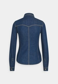 Versace Jeans Couture - LADY - Button-down blouse - indigo - 8