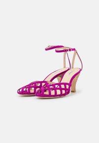 Repetto - SALVADOR - Sandals - magenta - 2