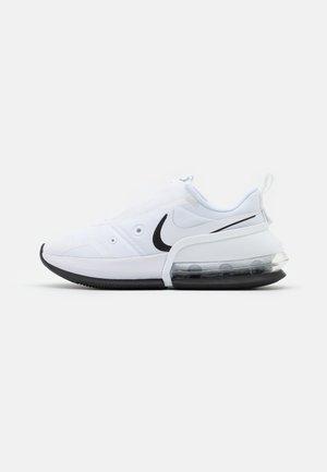 AIR MAX UP - Tenisky - white/metallic silver/black