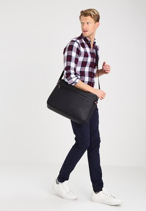 ESSENTIAL  - Sac bandoulière - black