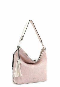 Tamaris - CHIARA - Handbag - light pink - 3