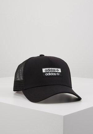 Lippalakki - black/white