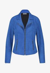 Gerry Weber - Faux leather jacket - aurora blue - 3