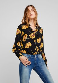Herrlicher - TOUCH CROPPED POWERSTRETCH - Jeans Skinny Fit - bliss - 4
