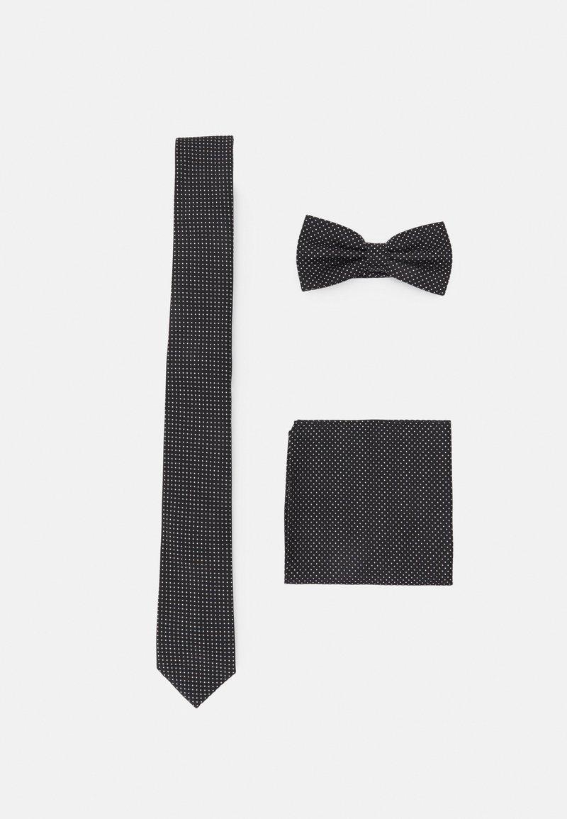 Pier One - SET - Tie - black