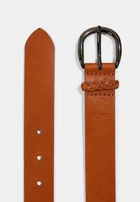 Esprit - Belt - rust brown - 3