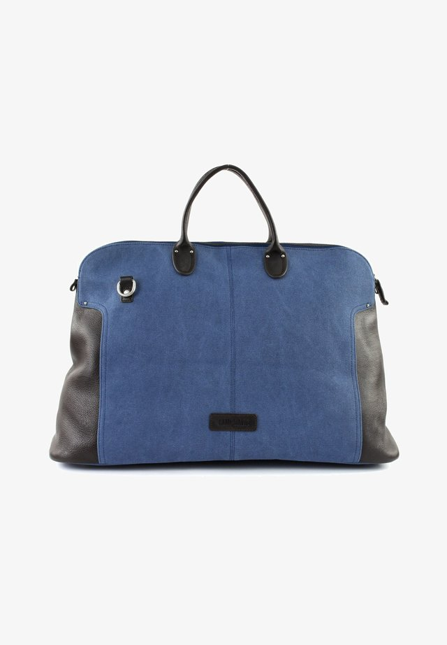 JOHN DAY RIVER - Weekend bag - blue