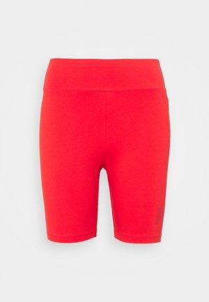 Legging - poppy red