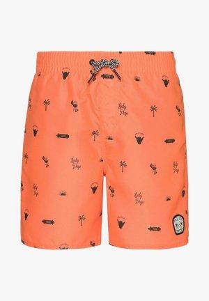 JORN JR  - Plavky - orange fun