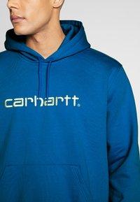 Carhartt WIP - Luvtröja - azzuro/white - 4