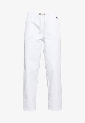LONG PANTS - Pantalones - white