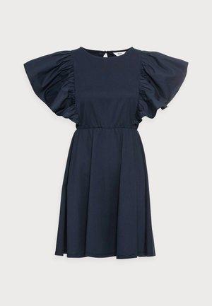 OBJELLA  DRESS  - Day dress - sky captain