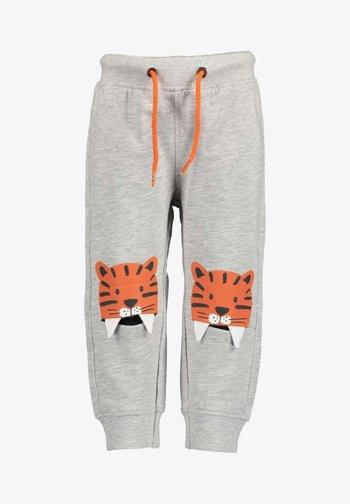 KEEP US WILD - Pantaloni sportivi - mottled grey