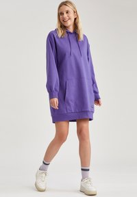 DeFacto - Day dress - purple - 1