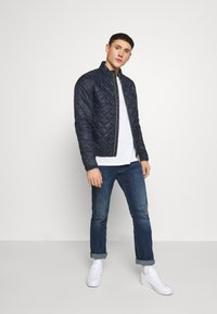 Barbour Beacon - KARL BOX QUILT - Light jacket - navy - 1