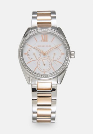 Montre - rose gold-coloured/silver-coloured