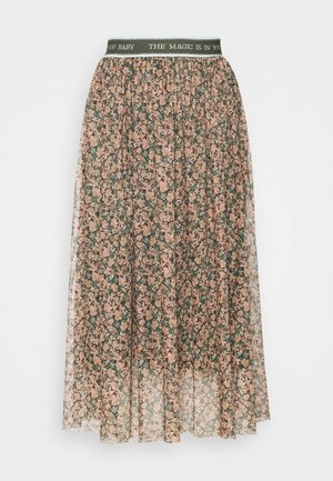 SKIRT PRINTED - A-line skirt - multi-coloured