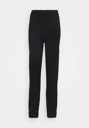 BLACKLOUNGE TROUSER - Trousers - black