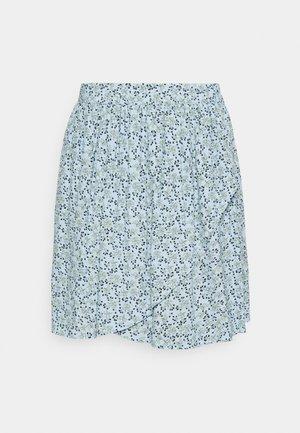 FADEA JALINA SKIRT - A-line skirt - blue