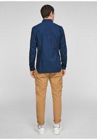 s.Oliver - Formal shirt - blue - 2