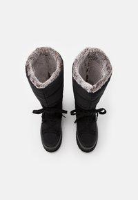 Luhta - TAHTOVA MS - Botas para la nieve - black - 3