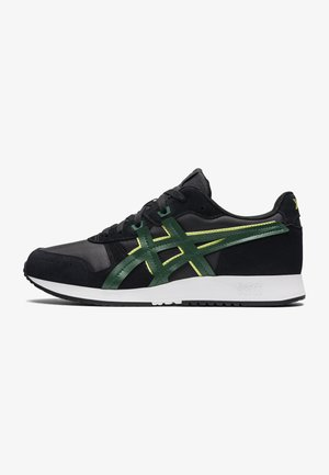 LYTE CLASSIC - Sneakers laag - black/evergreen