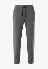 Schneider Sportswear - CHESTERM - Tracksuit bottoms - grau meliert - 0