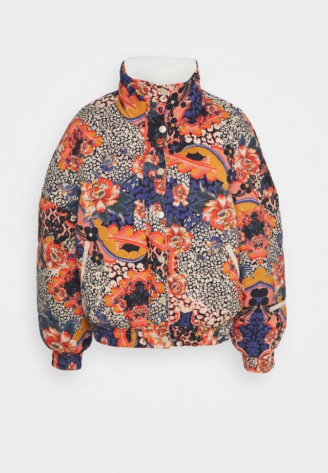 POWER HOUSE PUFFER - Winter jacket - midnight combo