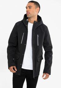 Threadbare - KILBRIDE - Light jacket - schwarz - 0