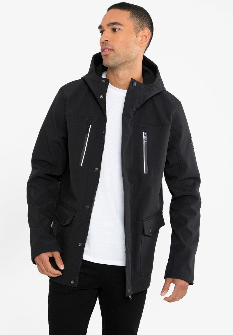 Threadbare - KILBRIDE - Light jacket - schwarz