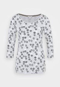 Esprit - TEE - Long sleeved top - light grey - 4
