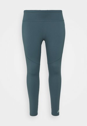 Tights - legacy blue/green tint