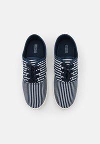 CALANDO - Sneakers basse - dark blue/white - 5