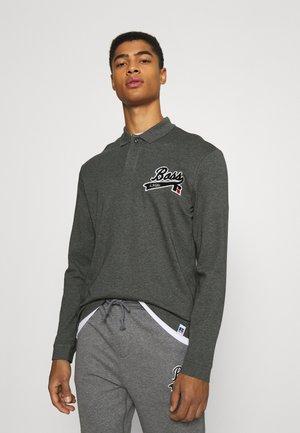 PERON - Koszulka polo - medium grey