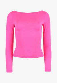 blonde gone rogue - WITH TWISTED BACK - Long sleeved top - pink - 6