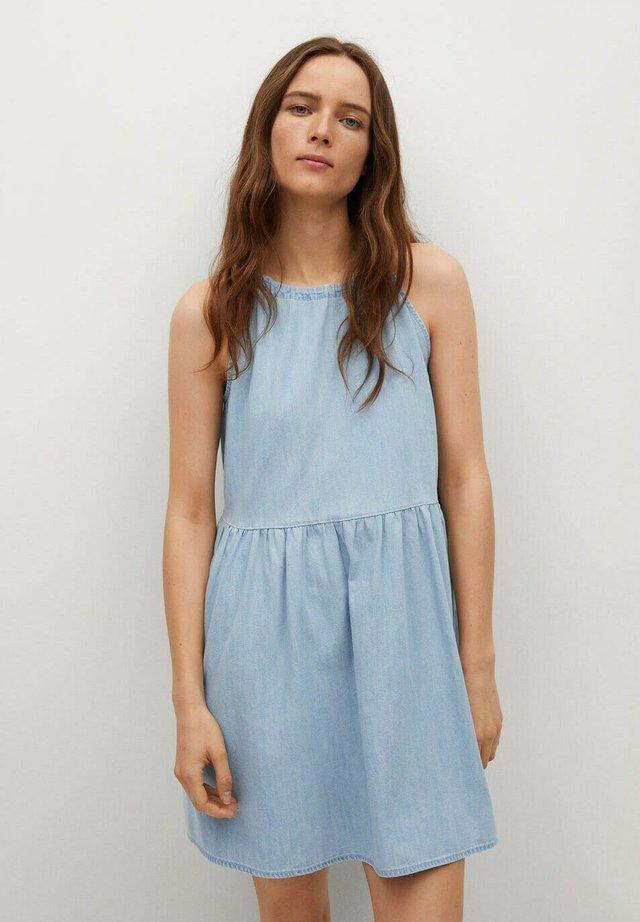 Jeanskleid - bleu moyen