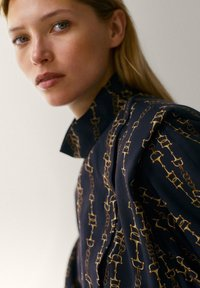 Massimo Dutti - Shirt dress - multi-coloured - 4