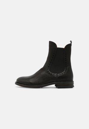 ELVIRA - Kotníkové boty - black