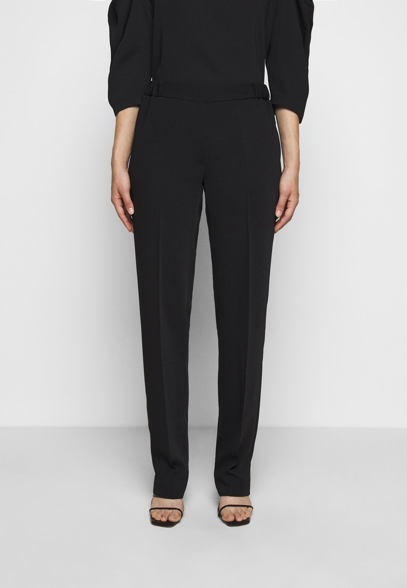 MM6 Maison Margiela - Trousers - black