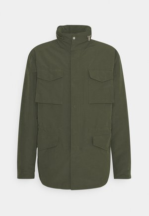FIELD JACKET - Kort kappa / rock - army