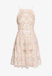 Needle & Thread - SWEET PETAL CAMI DRESS EXCLUSIVE - Koktejlové šaty/ šaty na párty - meadow pink - 5