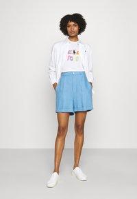 Polo Ralph Lauren - SHORT SLEEVE - Print T-shirt - white - 1