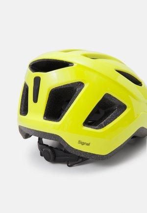SIGNAL MIPS UNISEX - Helmet - neon yellow