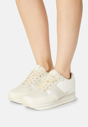 AGATHA - Sneakers laag - soft off white