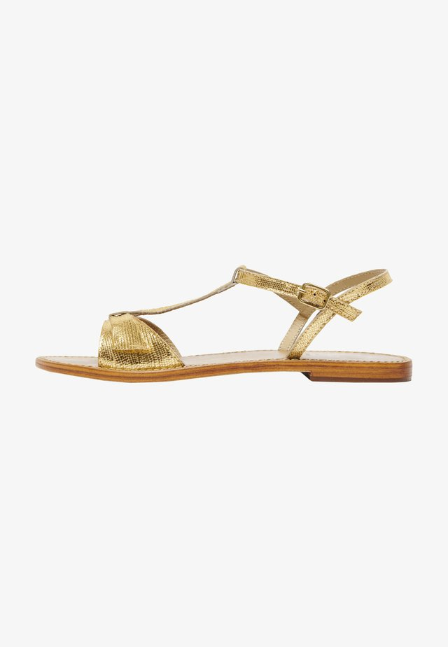 LAURICE - Sandales - gold