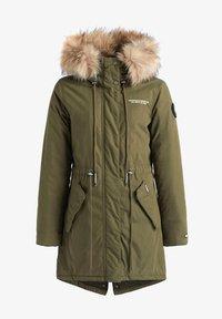 khujo - KENITA4 - Winter coat - oliv - 10