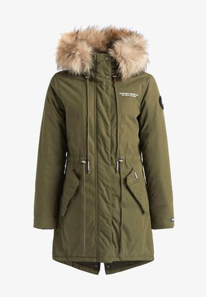 KENITA4 - Winter coat - oliv